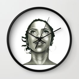 Lauryn Hill Wall Clock