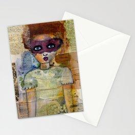 Phantoms' Girl Stationery Cards