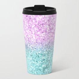 Mermaid Girls Glitter #2 #shiny #decor #art #society6 Travel Mug
