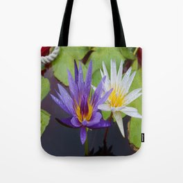 Loving Lotuses Tote Bag