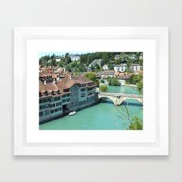 Bern Framed Art Print