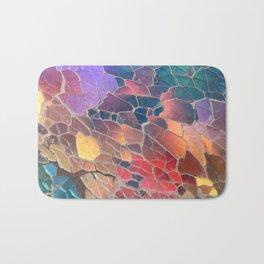Shattered Prism Bath Mat