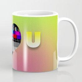I Love you (no Signal) Coffee Mug