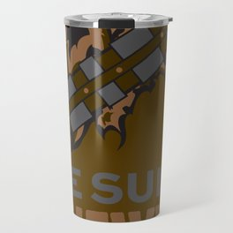 Je Suis Chewie. Travel Mug