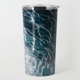 Cave of waves Travel Mug