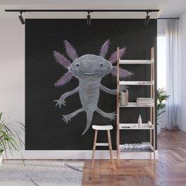 Axolotl Wall Mural