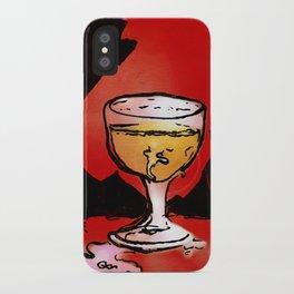 """El buen espíritu """"the good spirit"""" iPhone Case"""