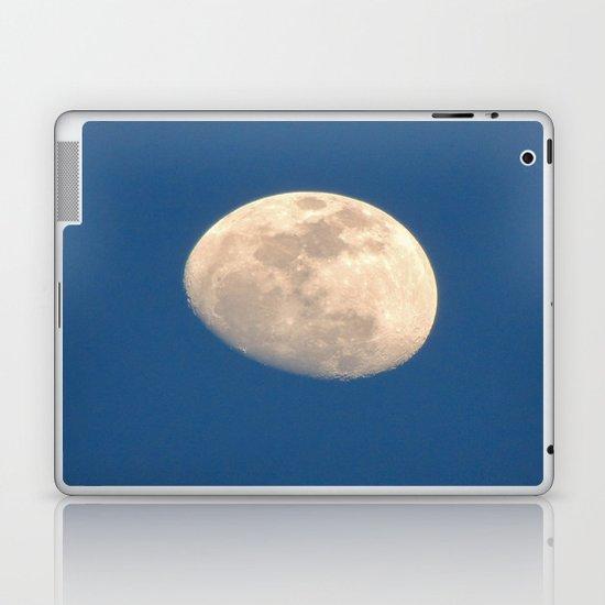 Three-quarter moon Laptop & iPad Skin