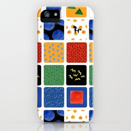 COLORFULL iPhone Case