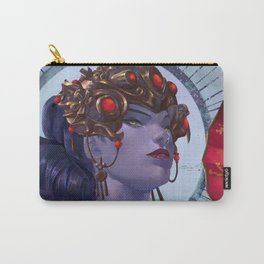 Black Lily Carry-All Pouch