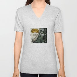 Canned Songs - Mermaid Chant Unisex V-Neck