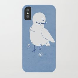 Peaceful painting iPhone Case