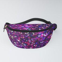 fascination in purple Fanny Pack