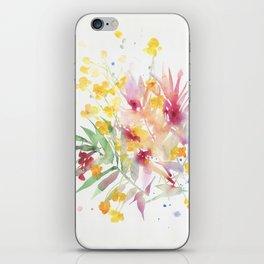 fiori I iPhone Skin