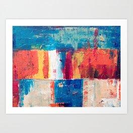 Colormix Art Print