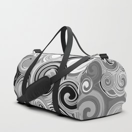 Smoke Stack Spirals Duffle Bag