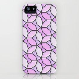 Geometrix 114 iPhone Case
