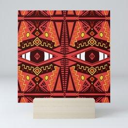 AFRICAN Mini Art Print