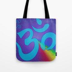 Mantra ... Aom Tote Bag