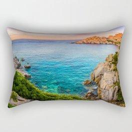 Closely Beauty Rectangular Pillow