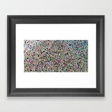 Pointilize Framed Art Print