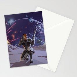 Mass Effect 3- Infiltrator Propaganda Stationery Cards