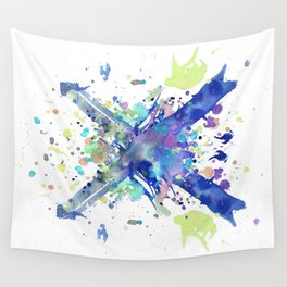 Direction Wall Tapestry