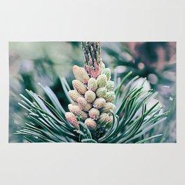 Pine branch Rug