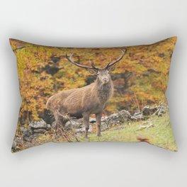Cervo Maschio Rectangular Pillow