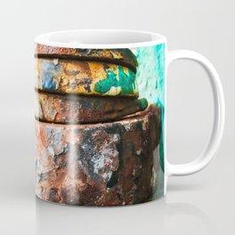 mixed metal race to cake Coffee Mug