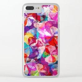 Flower carpet(57) Clear iPhone Case
