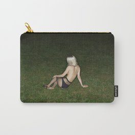 The kids Are all Wild Carry-All Pouch