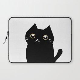 Black cat 589 Laptop Sleeve