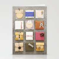 emily rickard Stationery Cards featuring Emily by Vincent Tham