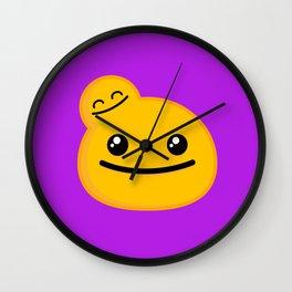 Lump Lump Wall Clock