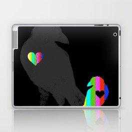 Crow's Heart Laptop & iPad Skin