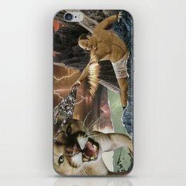 CANTSTANDYA: The Wrath of George Costanza iPhone Skin