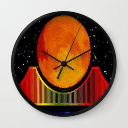 Night on the City - 006 Wall Clock