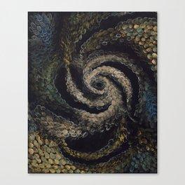 10 BILLION THUMBS Canvas Print