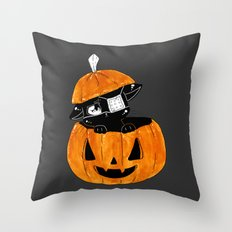 You Can't See Me.. Throw Pillow