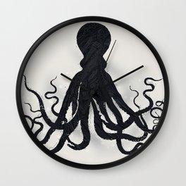 Octopi Wall Clock