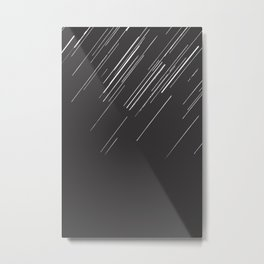 Geminid meteor shower #society6 #decor #buyart Metal Print