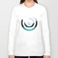 lake Long Sleeve T-shirts featuring Lake Louise by Fimbis