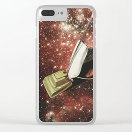 Star-dust Clear iPhone Case