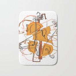 Violin II Bath Mat