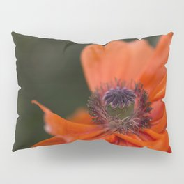 Poppyqueen Poppy Flower Flowers Poppies Pillow Sham