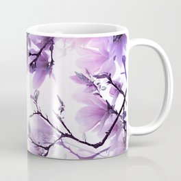 Magnolia purple 074 Coffee Mug
