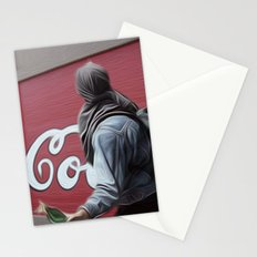 Coca Cola Wars Stationery Cards
