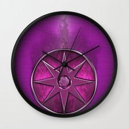 Star Sapphire (Love) Wall Clock