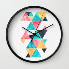 Equipoise Wall Clock